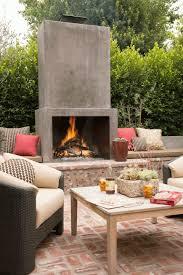 20 Outdoor Fireplace Ideas