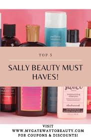 Sally Beauty Supply Must Haves + $10 COUPON CODE #Beauty ... Sally Beauty Supply Hot 5 Off A 25 Instore Purchase 80 Promo Coupon Codes Discount January 2019 Coupons Shopping Deals Code All Beauty Bass Outlets Shoes Free Eyeshadow From With Any 10 Inc Best Buy Pre Paid Phones When It Comes To Roots Know Your Options Deal Alert Freebie Contea Amazon Advent Calendar Day 9 Hansen Gel Rehab Online Stacking For 20 App