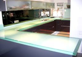cuisine en verre sablart cuisine