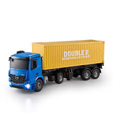 Double E E564-003 2.4g 1/20 Rc Car Crawler Container Truck With Head ...