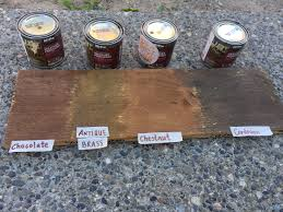 Behr Premium Deck Stain Solid by Behr Wood Stain Fence Chocolate Cordova Brown Chestnut And