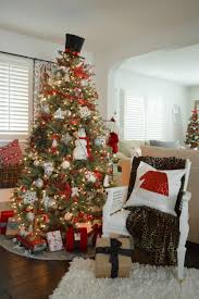 Fox Hollow Cottage Plaid Christmas Tree Ideas