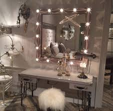 Diy Vanity Table Mirror With Lights by Bedrooms Beautiful Makeup Vanity Table With Lighted Mirror