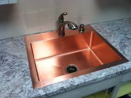 Elkay Copper Bar Sink by Kitchen Sinks Contemporary Copper Utility Sink Hammered Copper