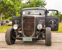 AUSTIN, TXUSA - April 17, 2015: A 1935 Ford Truck At The Lonestar ... 1966 Classic Ford F150 Trucks Hot Rod Ford F100 Truck Gas Station Rendezvous Mark Fishers 33 Bus 2009 Mooneyes Yokohama Custom Show F1 1946 Pickup Interiors By Glennhot Glenn This Great Rat In Sema 2015 Is A Badass 51 Rodrat Paradise Dragstrip Youtube Pick Up Truck Need Of Some Tlc On Display Kootingal 1948 Patina Shop V8 1958 Rods Dean Mikes 34 Pin Kevin Tyburski Cool Cars Pinterest 1934 Tuckers Toy Network