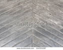 Concrete Floors Texture Stucco Cement Pathway Top View Dirty Ramp Walk Design