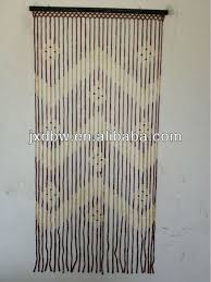 Bamboo Beaded Door Curtains by 200cm Window Blind Bamboo Beaded Hanging Screen Door Curtain Buy
