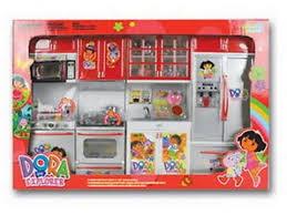dora toy kitchen set for children unboxing video youtube