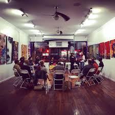 983 Bushwick Living Room by Creative Coalitions Brooklyn Arts Council