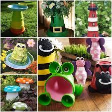 20 Terra Cotta Clay Pot DIY Project for Your Garden