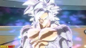 Goku SS4 Complete Ultra Instinct