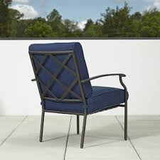 Grand Resort Patio Furniture by Grand Resort Fairfax 4pc Seating Set Blue Olefin Outdoor Living