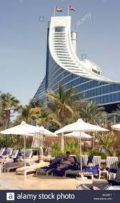 100 Water Hotel Dubai The Jumeirah Beach Seen From The Wild Wadi Water