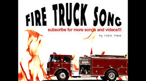 Fire Truck Song For Kids