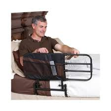 Stander Bed Rail by Stander Ez Adjust Bed Rail Assembly And Use Instructions Video