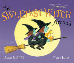 Best Halloween Books For Adults by The Sweetest Witch Around Alison Mcghee Harry Bliss