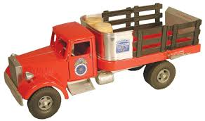 Smith-Miller Toy Truck, Original
