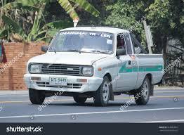 100 Mazda Mini Truck CHIANGMAI THAILAND APRIL 5 2016 Private Car Family Mini