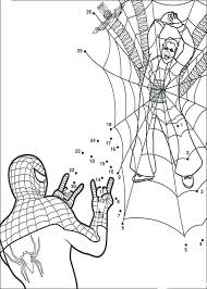 Lego Spiderman Coloring Games Free Printable Pages Kids Black Ultimate Full Size