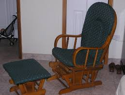 Ebay Rocking Chair Nursery by Furniture Replacement Cushions For Glider Rockers Glider