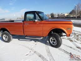 1972 Chevy Pickup Truck 4x4 K20, 1972 Chevy Truck 4x4 For Sale ... 1972 Chevy K10 Truck For Sale Best Resource Chevrolet Cheyenne Super Pickup Interview With Rene K20 Pickup Black 4x4 Frame Off 72 4 Speed Ac For Sale In Texas Sold Classic C10 1163 Dyler 53 Turbo Ls1tech Camaro And Febird Forum Chev Craigslist Httpwww These 11 Trucks Have Skyrocketed Value 196372 Long Bed To Short Cversion Kit Installation Brothers The 7 Cars Restore Bangshiftcom Goliaths Younger Brother A C50