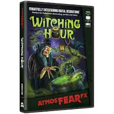 Halloween Hologram Projector For Sale by Reality Halloween Video Atmosfearfx Witching Hour