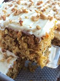 This pineapple pecan carrot cake is unbelievably moist and loaded with classic carrot cake flavors