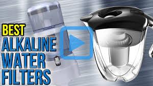 Brita Water Filter Faucet Walmart by Top 8 Alkaline Water Filters Of 2017 Video Review