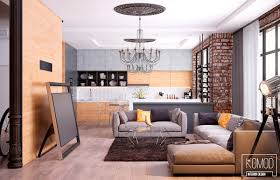Rustic Living Room Wall Ideas by Living Rooms With Exposed Brick Walls