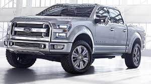 Ford Atlas Truck Debuts At Detroit Auto Show: Concept Previews ...