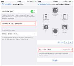 How to Fix iPhone iPad Screenshot Not Working on iOS 11 11 1 11 2