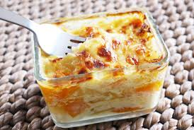 comment se cuisine la patate douce gratin fondant aux 3 p patate douce pomme de terre pomme fruit