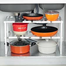 großhandel einstellbare küche lagerung regal schrank organizer spice rack bad accessoires platzsparend schuhregal halter bücherregale sh190918