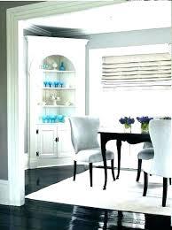 Built In Dining Room Hutch Corner Cabinets Desk With Bookshelves