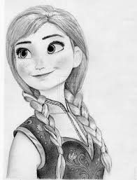 Full Size Of Coloring Pageappealing Frozen Anna Drawing Disney Page Endearing