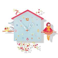 horloge chambre bébé horloge pour chambre d enfant garçon fille