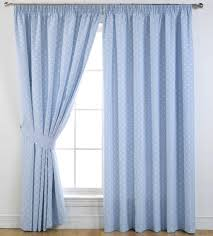 White And Gray Blackout Curtains by White And Blue Curtain U2013 Amsterdam Cigars Com