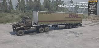 100 V10 Truck Ural Typhoon V100318 MudRunner Spintires