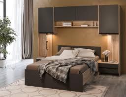 schlafzimmer set fsc zertifiziert schwarz material spanplatte adour delavita