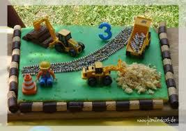birthday inspiration baustellenkuchen als