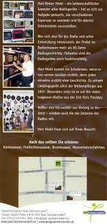 radiomuseum bad tatzmannsdorf museum finder guide radio