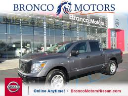 100 Nissan Titan Truck Bronco Motors Family Of DealershipsBoiseID83704