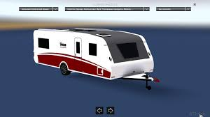Car Trailer Caravan | American Truck Simulator Mods Skins American Truck Simulator Ats Mods Ar12gaming On Twitter Recently Nick88s Jumped Into Euro And Pack V15 Truck Simulator Coronado Freightliner V11 Mod Dds Kenworth T600 Day Cab Real Fedex Ups Package Van Skins Mod Pc Gameplay 18 Wheel Driving Cabin Skin Christmas Whitewood 2017 Kenworth T680 Mazthercyn 2 An Flag Hangs At A Campsite With Rv Stock Tropico 3 Bgm Elko Nv Oakland