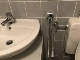 badezimmer set edelstahl 7 teilig