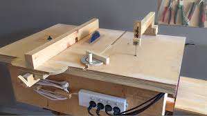 homemade 4 in 1 workshop table saw router table disc sander