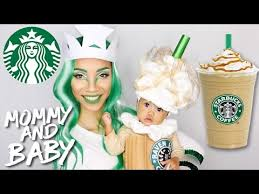 DIY Starbucks Costume