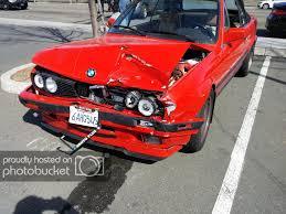 92 318i Cabrio Vs 05 Dodge Ram.. I Lost - R3VLimited Forums