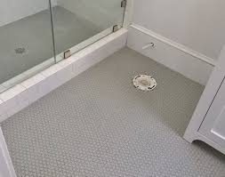 floor stunning white subway tile bathroom images ideas gray
