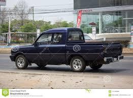 100 Mazda Mini Truck Private Car Family Pick Up Editorial Image