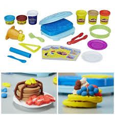 Play Doh Kitchen Creations Breakfast Bakery Set DEAL